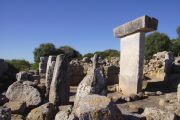 The amazing talaiotic settlement of Torralba d'en Salort.
